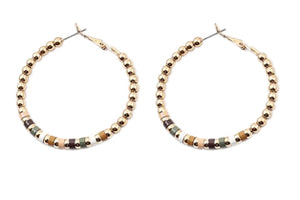 Renee Hoop Earrings
