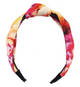 Tie Dye Headband - Orange