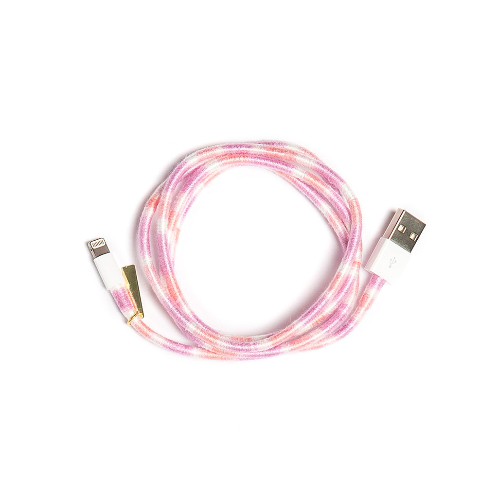 Pink Sky Charger