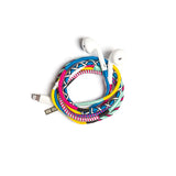 Rainbow Earphones
