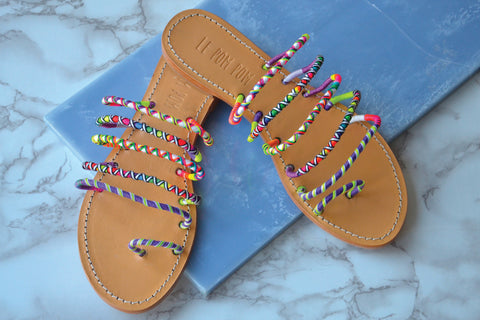 Penny Sandals