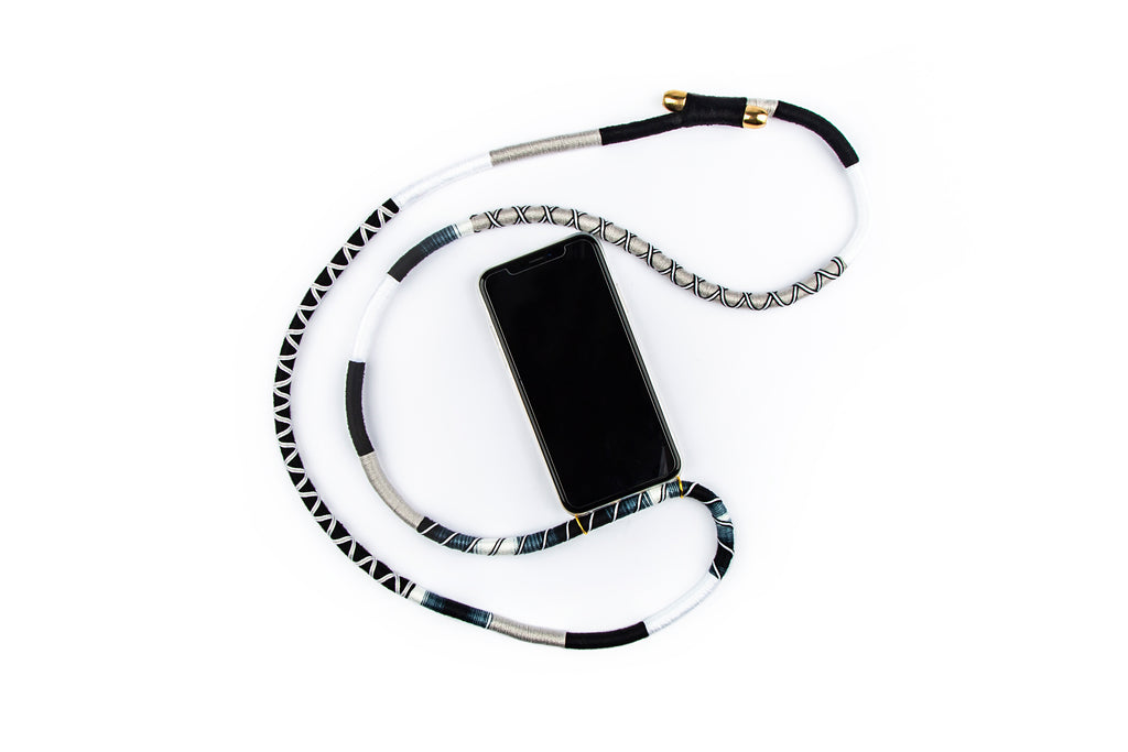 Monochromatic Phone Case Strap