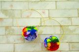 Virtue Pom Pom Earrings