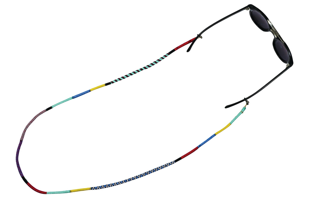 Rainbow Lanyard & Glasses Strap