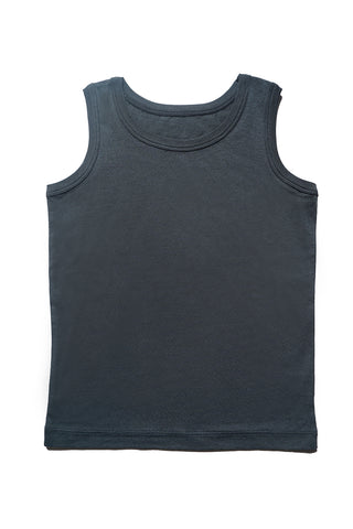 Charcoal Blue Tank