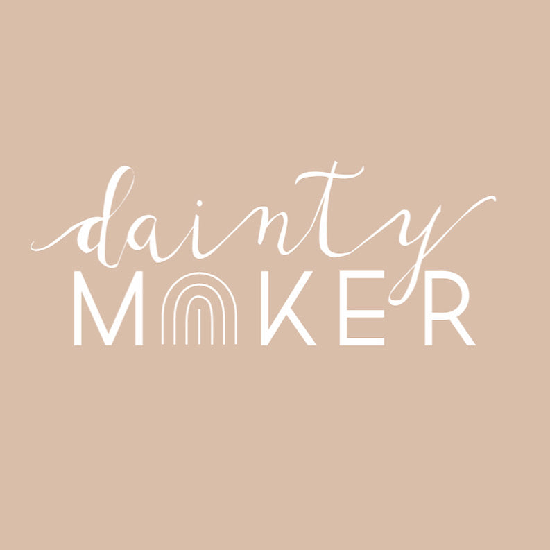The Dainty Maker