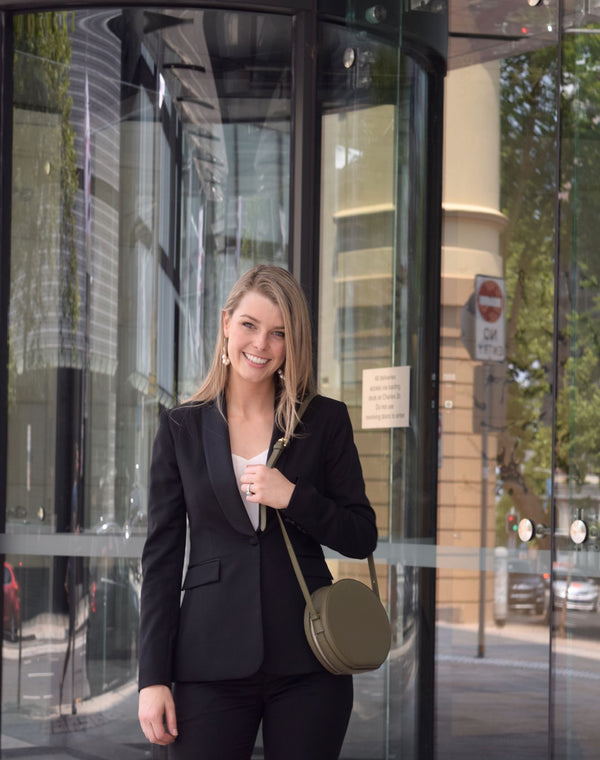 Blogger of the month : Brianna Jones @lawyersfashion