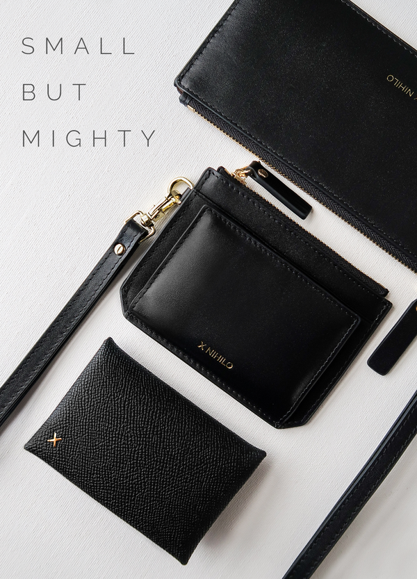 Small but Mighty | Introducing Collection VII Wallets
