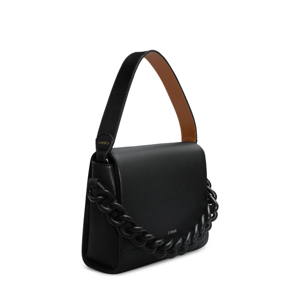 Handle Strap - Black/Tan
