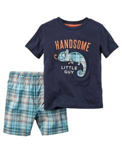 Conjunto Handsome - Carter's, - MaiSapeca