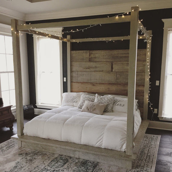 101  CEDER CANOPY BED
