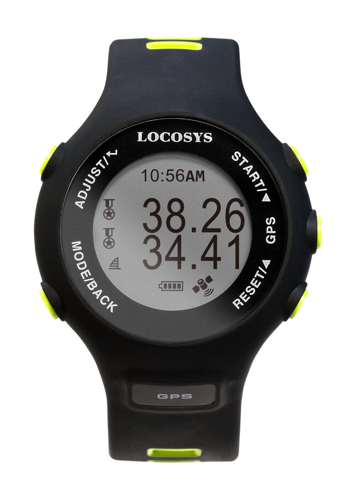 gw 60 gps watch speed device and data logger for surfing skiing and mobile gps online. Black Bedroom Furniture Sets. Home Design Ideas