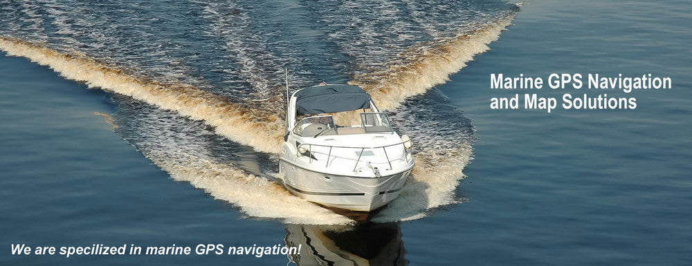 Marine GPS Navigation and Mapping Solutions