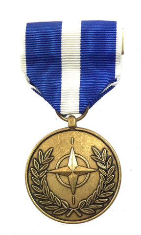 NATO North Atlantic Treaty Organisation Kosovo Campaign Medal