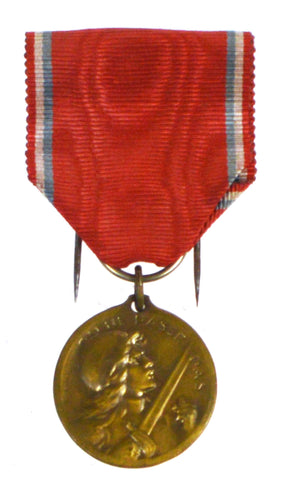 French World War One Verdun Campaign Medal