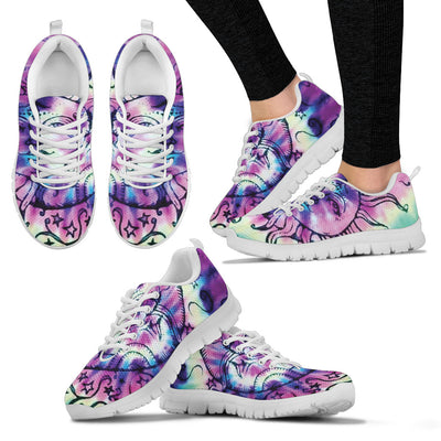Womens Interstellar Sun and Moon Colorful Sneakers - MM Watch 4U Store | Quality & Style