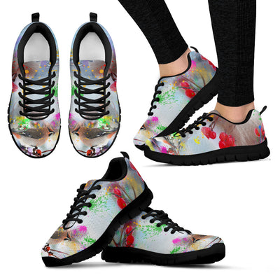 Womens Bohemian Waxwing Bird Sneakers - MM Watch 4U Store | Quality & Style