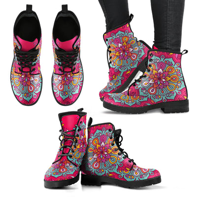 Multicolor Lotus Boots - MM Watch 4U Store | Quality & Style