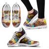 Womens Golden Pheasant Bird Sneakers - MM Watch 4U Store | Quality & Style