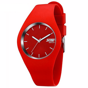 Candy Colored Casual Ladies Watch