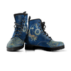 Handcrafted Blue Sun and Moon Boots - MM Watch 4U Store | Quality & Style