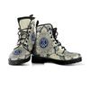 Peace Mandala Handcrafted Spiritual Boots - MM Watch 4U Store | Quality & Style