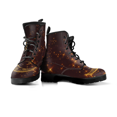 Sun and Moon Galaxy Boots - MM Watch 4U Store | Quality & Style
