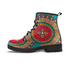 Bohemian Pattern Handcrafted Boots - MM Watch 4U Store | Quality & Style
