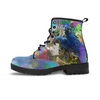 Hyacinth Macaw Exotic Colorful Handcrafted Boots - MM Watch 4U Store | Quality & Style