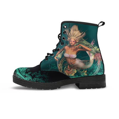 Aqua Mermaid Boots - MM Watch 4U Store | Quality & Style