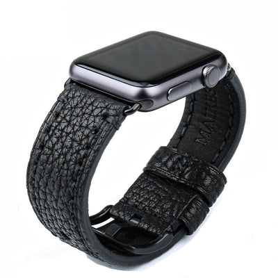 Genuine Leather Watchband For Apple Watch Series 1 2 & 3 - MM Watch 4U Store | Quality & Style