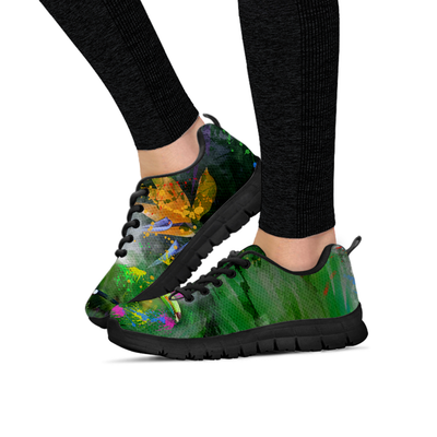 Womens Keel-Billed Toucan Bird Sneakers - MM Watch 4U Store | Quality & Style