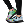 Womens Scarlet Macaw Exotic Bird Sneakers - MM Watch 4U Store | Quality & Style