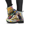 Atlantic Puffin Colorful Splash Handcrafted Boots - MM Watch 4U Store | Quality & Style