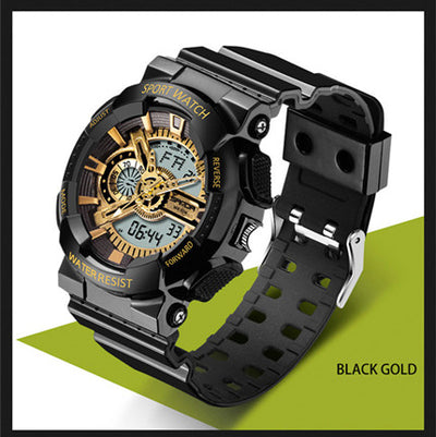 Shock Resistant Men's Watch - MM Watch 4U Store | Quality & Style