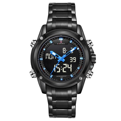 Luxury Brand Analog Digital Watch - MM Watch 4U Store | Quality & Style