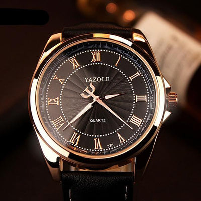 Elegant Casual Men's Watch - MM Watch 4U Store | Quality & Style