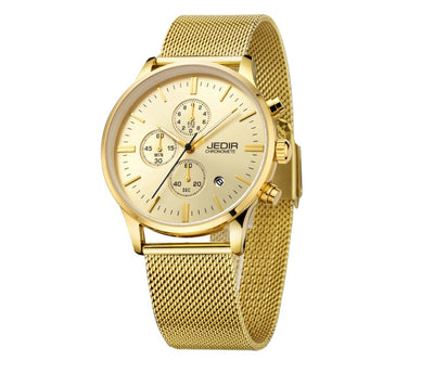 The Stylish Men's Stainless Steel Watch - MM Watch 4U Store | Quality & Style