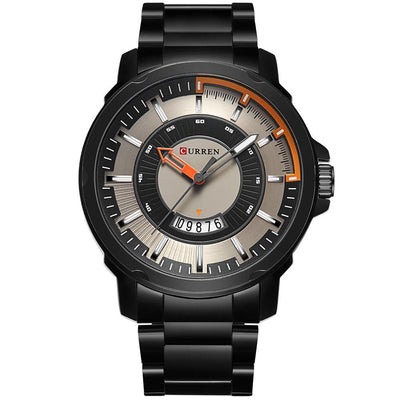 Curren Luxury Brand Analog Sports Men's Business Watch