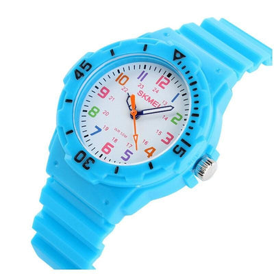 Skmei Fashion Brand Quartz Waterproof Jelly Kids Watch - MM Watch 4U Store | Quality & Style