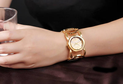 Ladies' Fashion Bracelet Quartz Watch - MM Watch 4U Store | Quality & Style