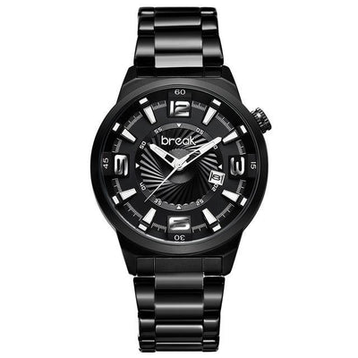 Stainless Steel Analog Watch - MM Watch 4U Store | Quality & Style