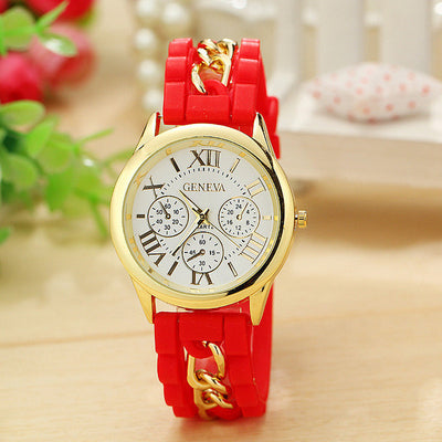 Trendy Candy Colored Ladies Watch - MM Watch 4U Store | Quality & Style
