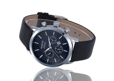 North Brand Luxury Casual Military Quartz Sports Men's Watch - MM Watch 4U Store | Quality & Style