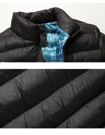 Men's Thick Parka Outwear Winter Jacket - MM Watch 4U Store | Quality & Style
