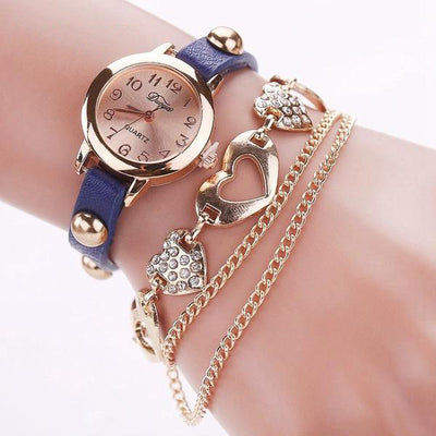 Ladies Fashion Bracelet Watch - MM Watch 4U Store | Quality & Style