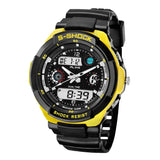 Alike S-Shock Sports Men's Luxury Brand LED Electronic Digital Watch Men