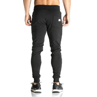 Men's Cotton Sportswear Casual Elastic Fitness Workout Pants - MM Watch 4U Store | Quality & Style