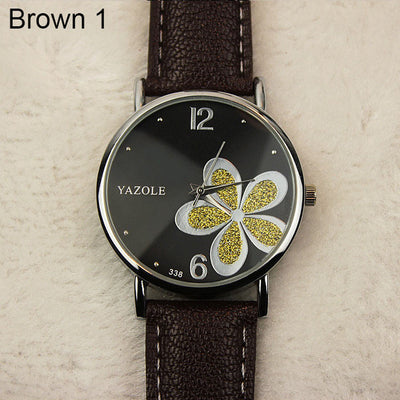 Fashion Flower Ladies' Watch - MM Watch 4U Store | Quality & Style