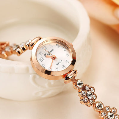 Lvpai Summer Style Gold Ladies' Watch